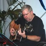 Robin Sturgeon aka Angry Fish performs on 18 December.