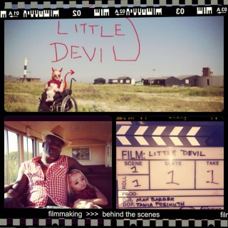 Feature film Little Devil receives its UK festival premiere at 6pm on Saturday 6 December 2014.
