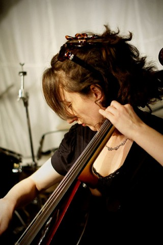 Jo-anne Cox appears at the Together! Music Club with Walton McClaren on 7 December at the River Centre.