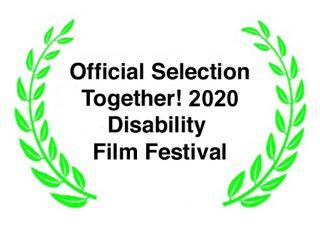 Film festival laurels logo