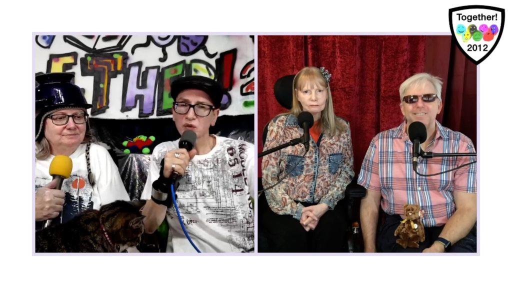 Screen shot of hosts